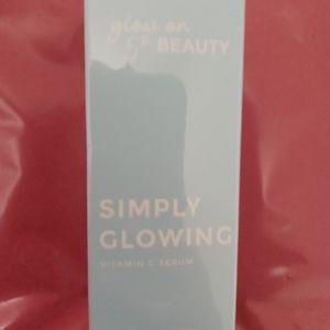 Simply glowing vitamin C serum